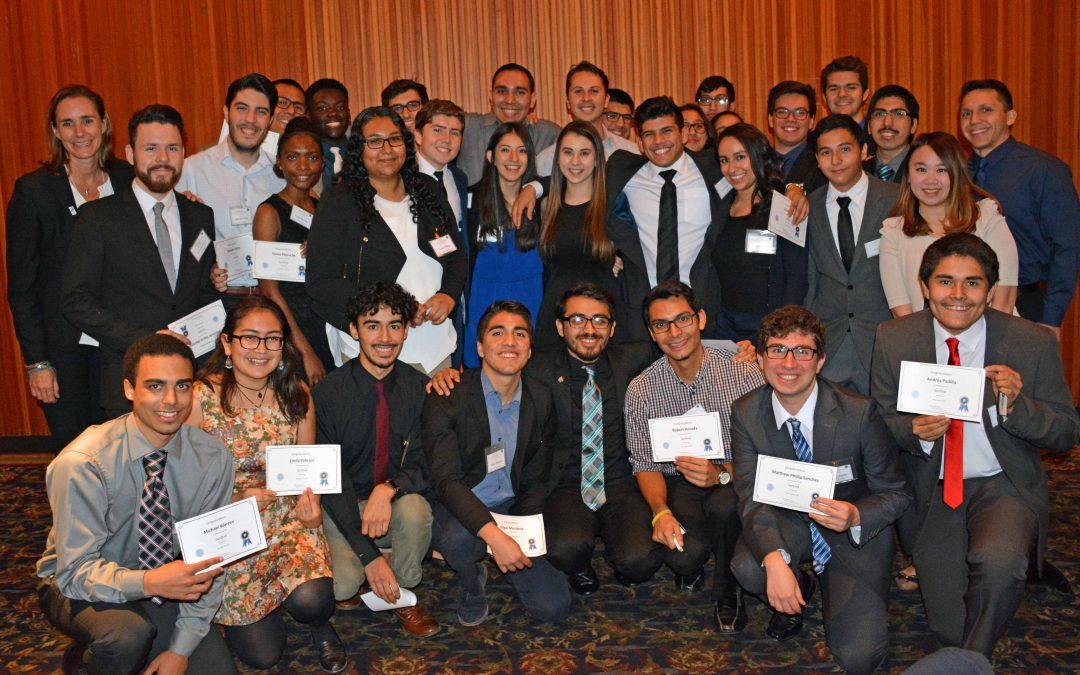 Scholarship Banquet 2016