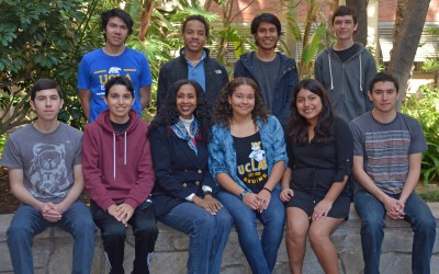 UCLA Bruin Rocketeers Excel at National Event