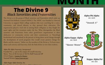 The Divine 9